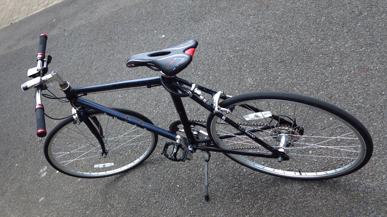 自転車の 自転車 グリップシフト ワイヤー交換 : 前60T後11Tになりました。シフト ...