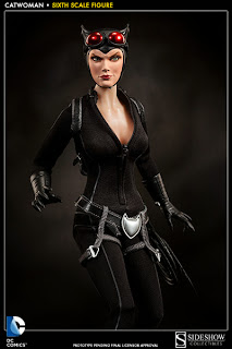 Sideshow Collectibles 1/6 Scale DC Comics Catwoman Figure