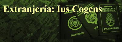 Extranjería Ius Cogens: Resumen de artículos publicados en el Blog.
