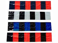 sciarpe plastica immagine