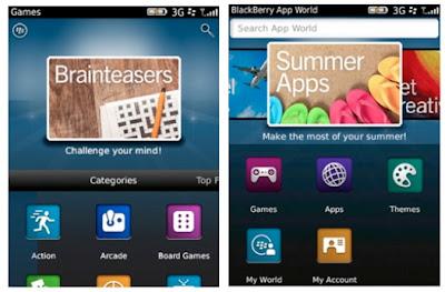 BlackBerry App World 3.0 Muncul dengan Desain Terbaru, Lebih Kaya Fitur & Lebih Cepat