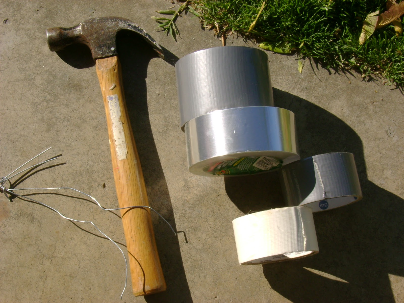 Baling Wire Tools : Secrets of simple living duct tape baling wire repairs