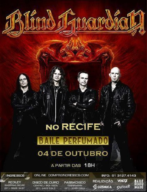 04-10-2015 - BAILE PERFUMADO - Recife - PE