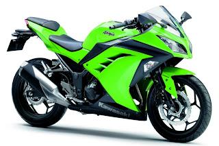 Daftar Harga Motor Kawasaki Agustus 2013