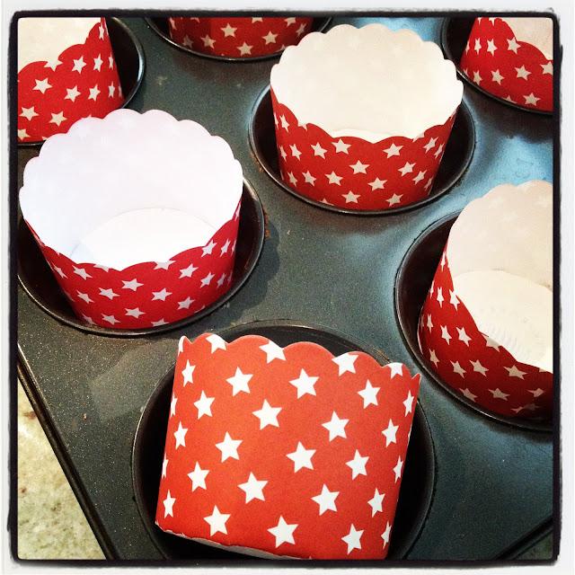 Muffins, Christmas, recipe