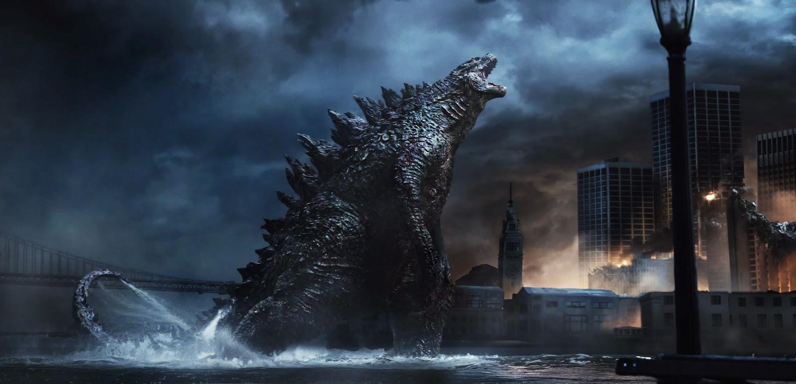 Legendary define data de lançamento de Godzilla 2