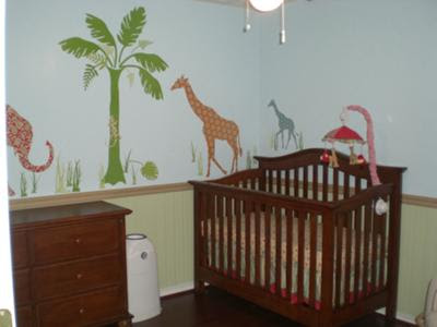 Baby Room Designs on Home And Apartment Designs  Baby Room Paint Ideas