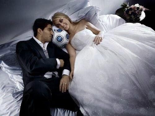 chic eventos las bodas de los futbolistas