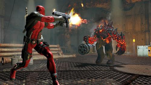 Deadpool (2013) Full PC Game Mediafire Resumable Download Links