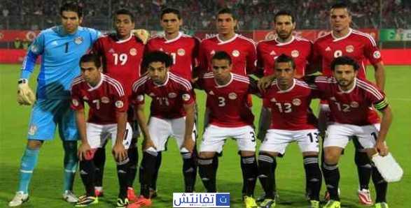 بث مباشر مباراة مصر وتشاد اليوم السبت 14-11-2015