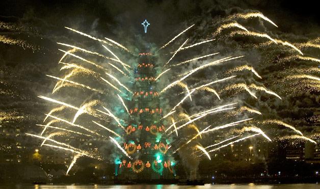 The Biggest Christmas Tree