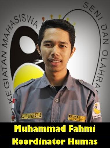 Koordinator Divisi Hubungan Masyarakat