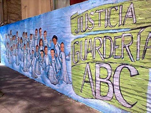 Brigadas de apoyo para la Justicia Guardería ABC en toda la república
