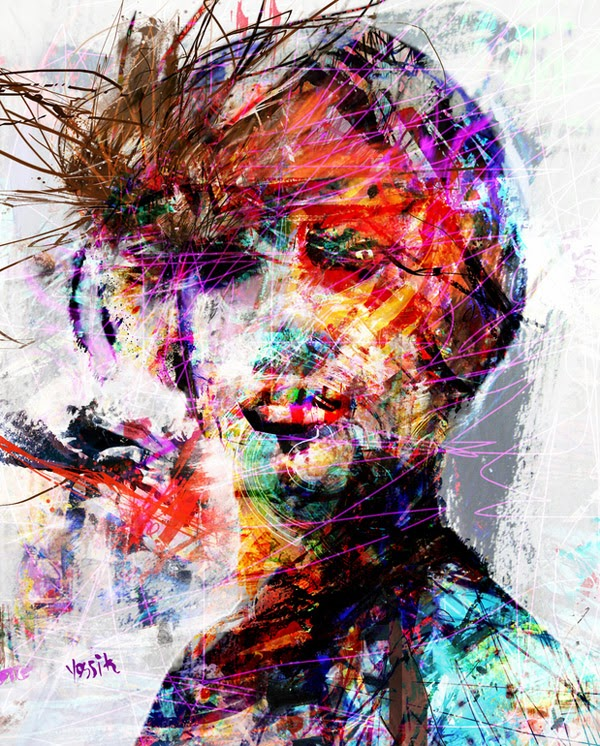 Stunning Illustrations by Yossi Kotler