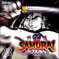 Super Compactado Samurai Showdown 3 PS1