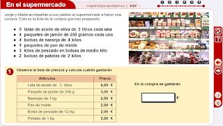 http://www.primerodecarlos.com/CUARTO_PRIMARIA/JUNIO/competencias/competencia_matematica4/4EP_CM_supermercado-JS/index.html
