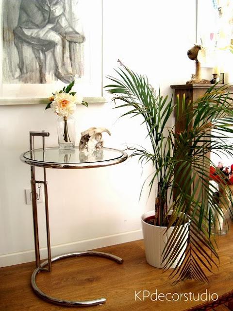 Comprar mesa auxiliar réplica Eileen Gray Diseño año 1927