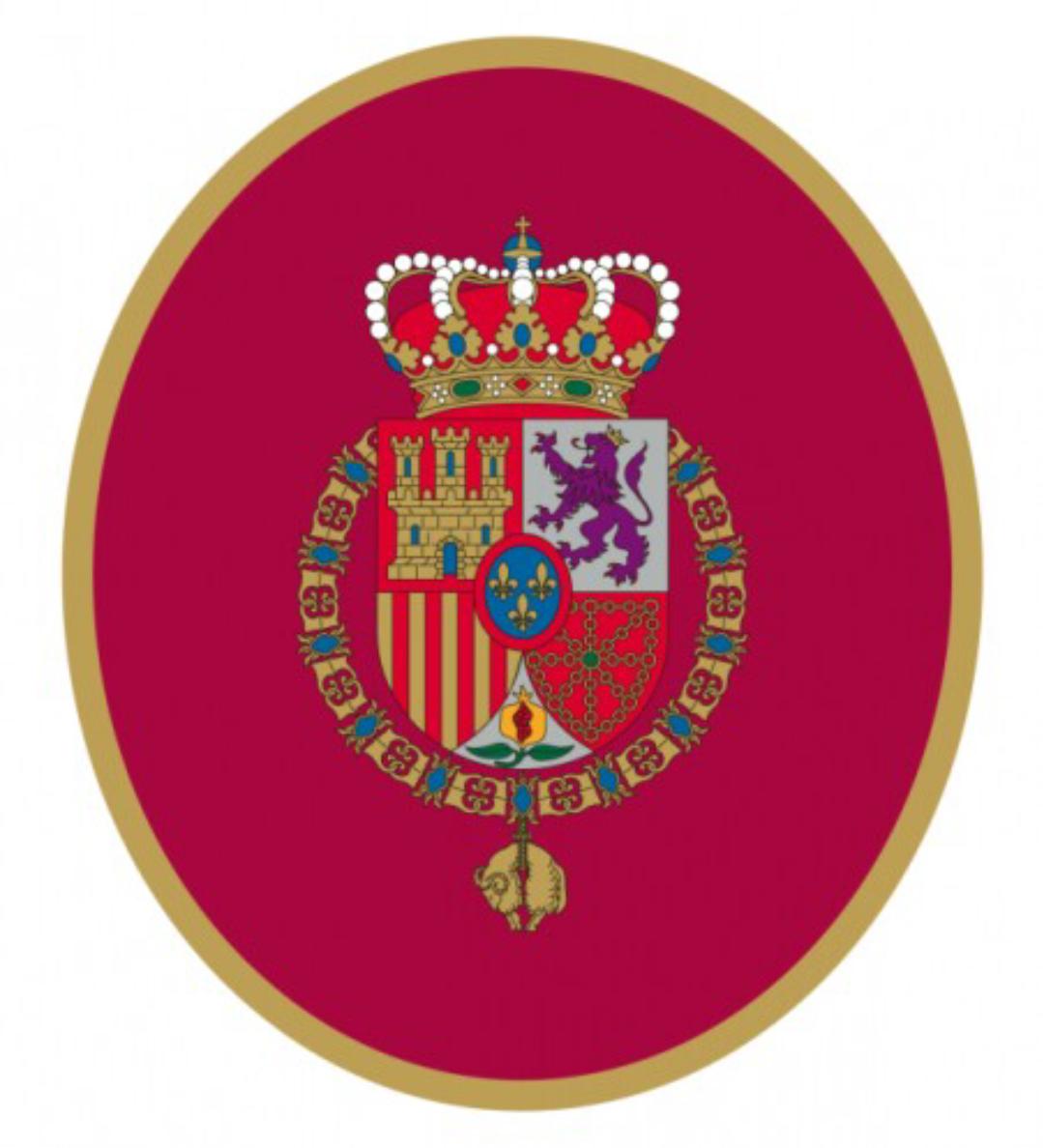 Escudo del actual rey de España