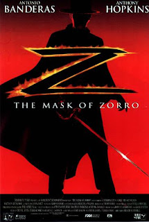 A Máscara do Zorro BRRip RMVB Dublado