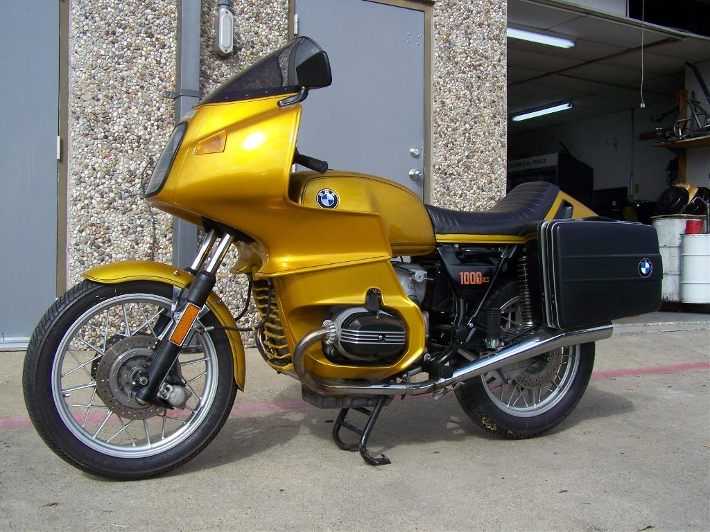 1978 R100rs For Sale N Dallas Bmw Nelson S Bmw Airhead Motorcycles