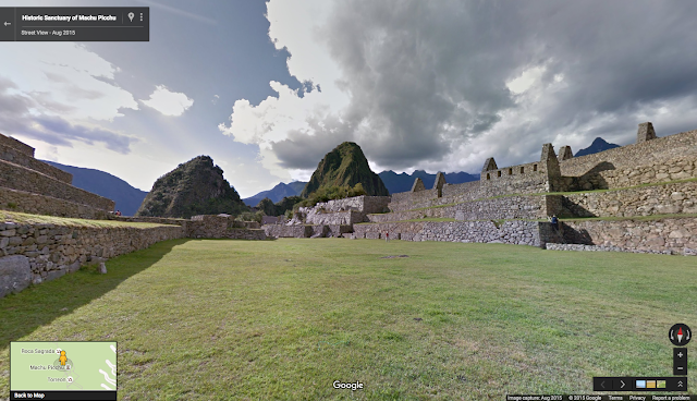 Walk the ruins of Peru's most historic site: Machu Picchu