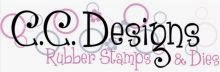 C.C. Designs Rubber Stamps