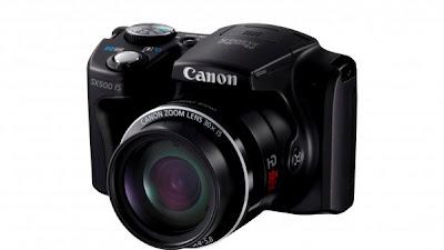 كانون تكشف عن كاميرتَي PowerShot SX500 IS وPowerShot SX160 IS