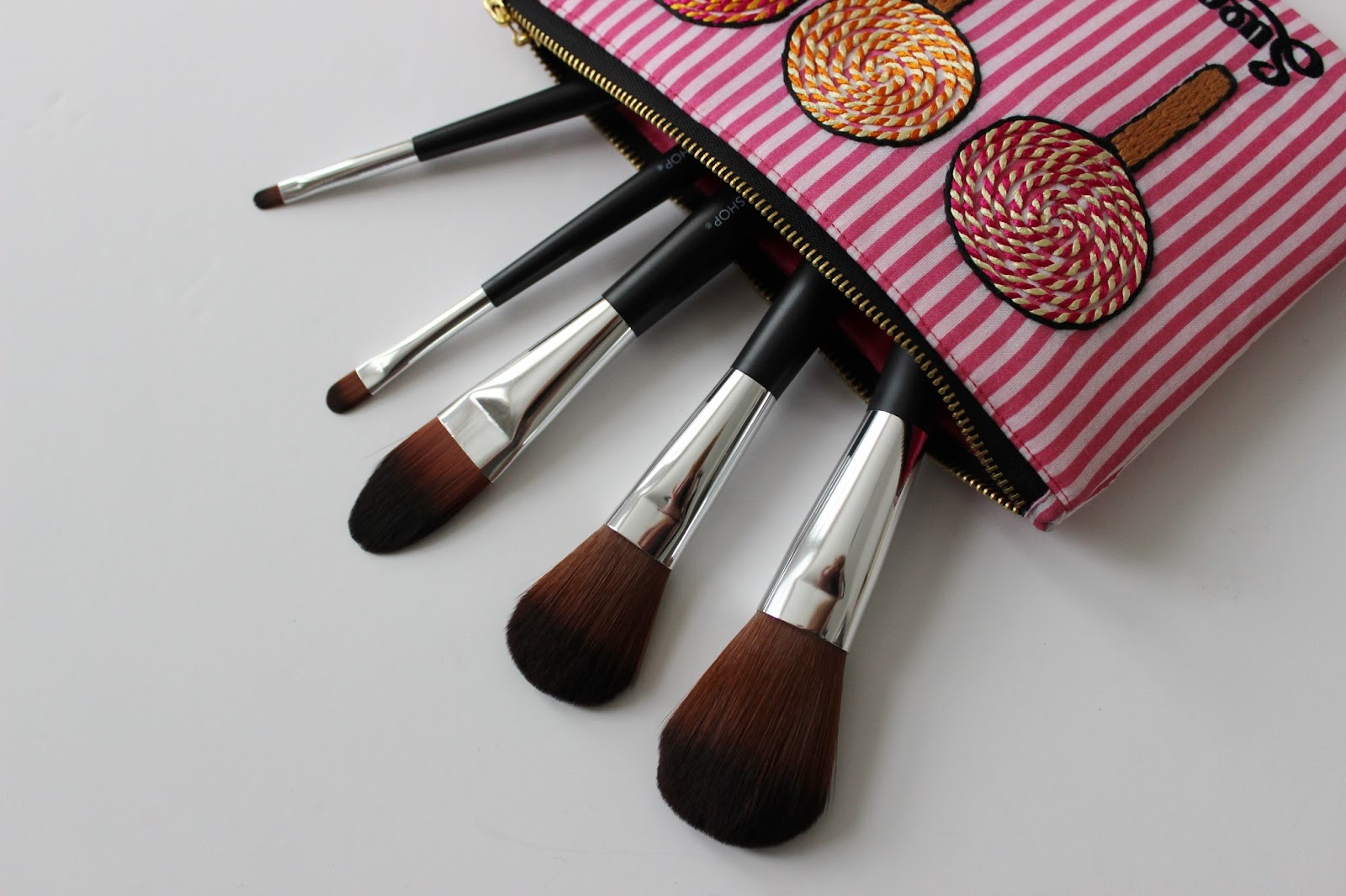 The Body Shop Makeup Brushes Review | Tales Of A Pale Face | UK Beauty Blog