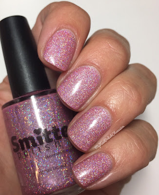 Smitten Polish Color of the Year Duo: Of Quartz It Is