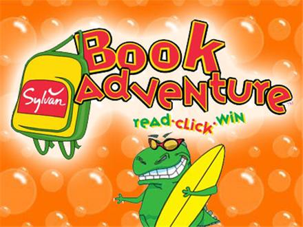 Image result for sylvan learning book adventure logo