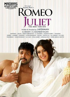 Romeo Juliet (2015) Tamil Movie DVDRip 350MB in Hindi