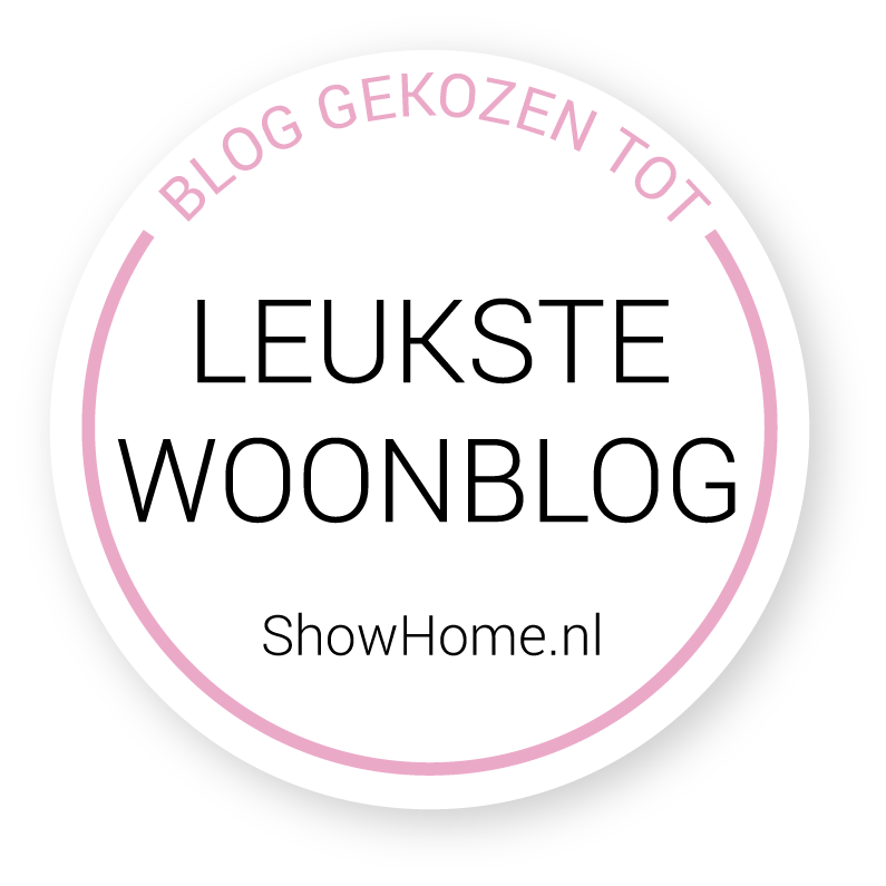 My blog on showhome.nl