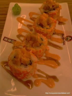 MEal Time at Rai Rai Ken