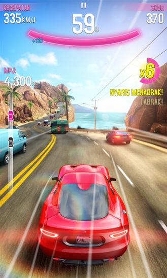 Download Game Asphalt Overdrive Windows Phone