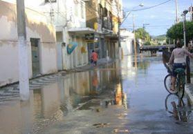 Brasil: 'A cidade está toda debaixo d'água', diz prefeito de Santo Antônio de Pádua