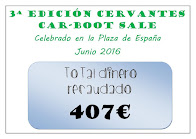 III EDICIÓN CERVANTES CAR BOOT SALE