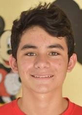 Ivan - Honduras (El Tablon), Age 15