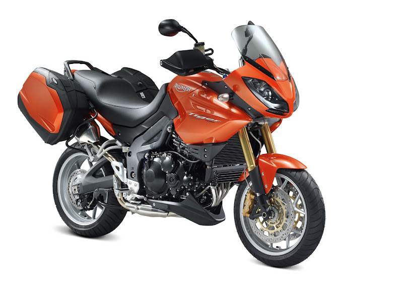 2011 Triumph Adventure Tiger 1050 ABS SE