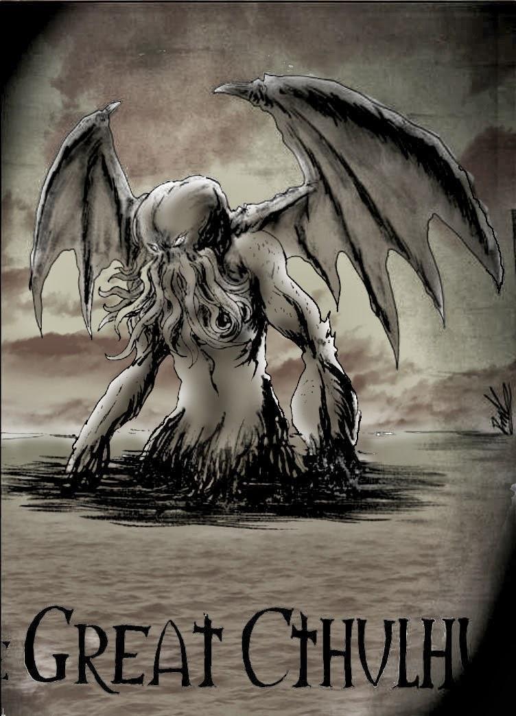 http://azraeuz.deviantart.com/art/Cthulhu-lord-of-abyss-75464787