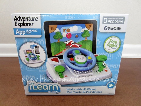 Adventure Explorer toy