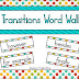 Transitions Words (Moreover, Furthermore, In addition, Therefore, and