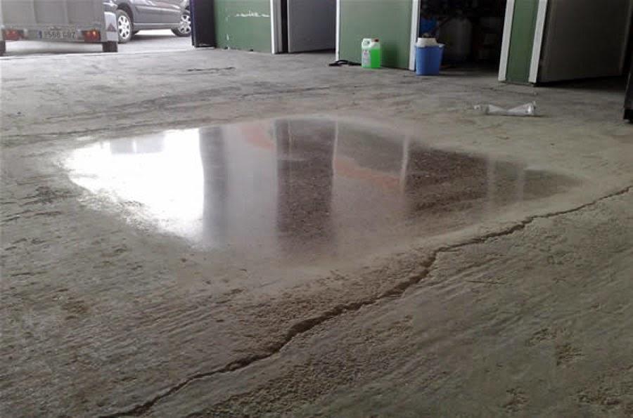 Suelo hormigon pulido latest cemento pulido y with suelo - Suelos hormigon pulido ...