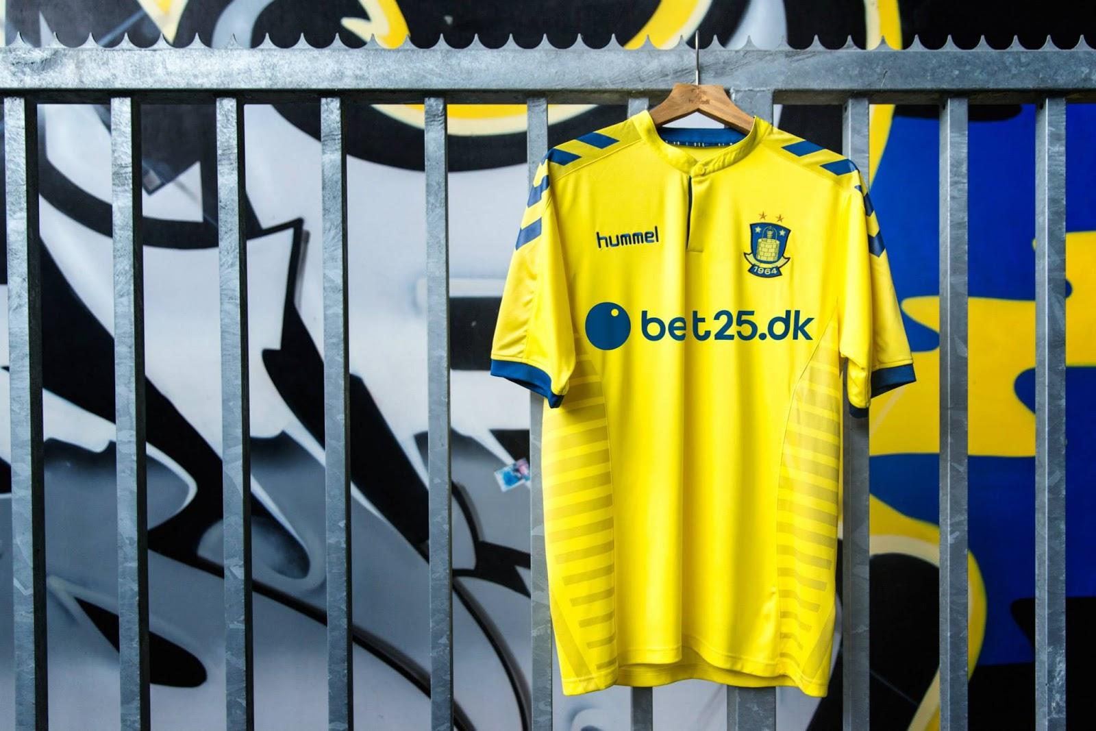 Brøndby 15-16 Home Kit Revealed - Footy Headlines