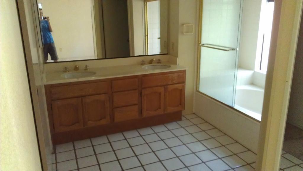 Vita a san diego: 1027   il bagno