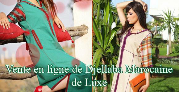 Djellaba Marocaine , Djellaba Femme et Homme