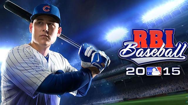 Download R.B.I. Baseball 15 v1.0.5 APK Data Obb Full Torrent