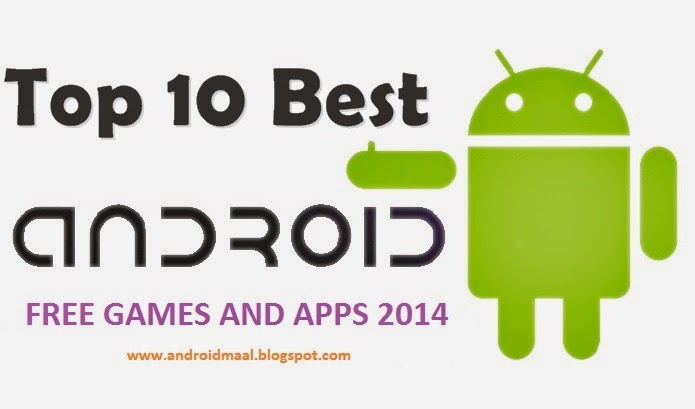 best android apps 2014 free