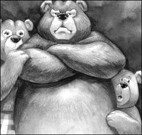 Familia de urso