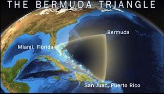 Segitiga Bermuda menurut pandangan Islam