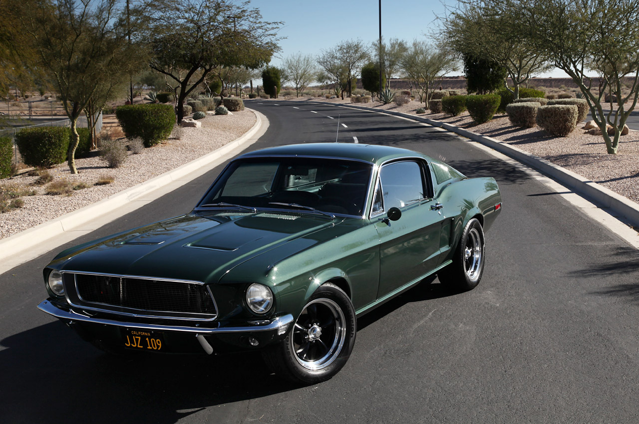 1968 Ford Mustang featured in